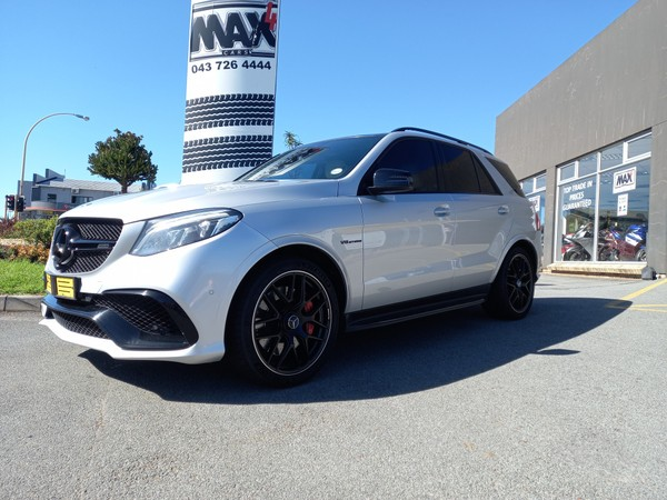 2018 Mercedes-Benz GLE-Class 63 S AMG Eastern Cape Nahoon_0