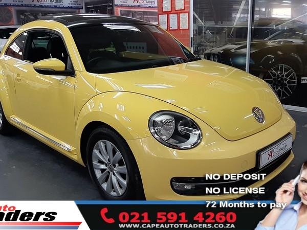 2013 Volkswagen Beetle 1.2 Tsi Design  Western Cape Goodwood_0