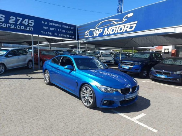 2015 BMW 4 Series 428i Coupe M Sport Auto Western Cape Bellville_0