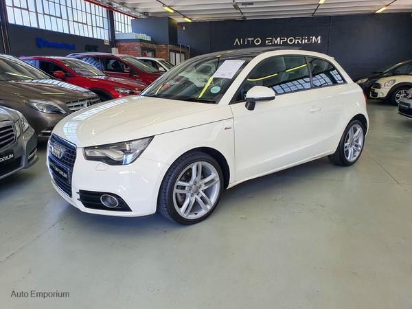 2011 Audi A1 1.6tdi Ambition 3dr  Western Cape Maitland_0