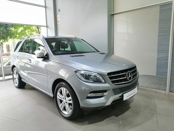 2012 Mercedes-Benz ML Ml 350 At  Kwazulu Natal Umhlanga Rocks_0