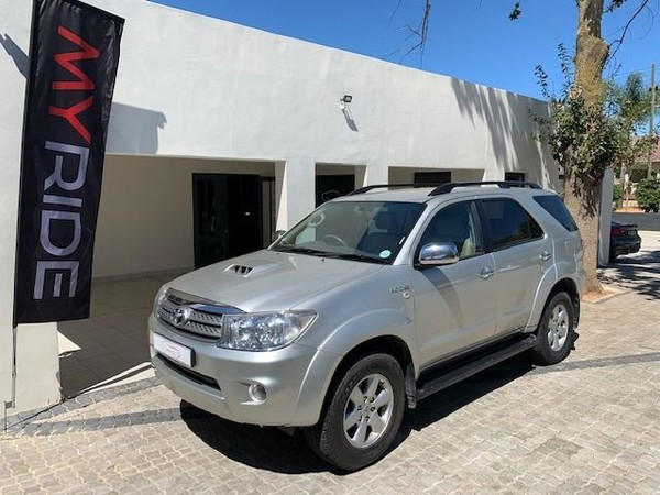 2011 Toyota Fortuner 3.0d-4d Rb At  Western Cape Malmesbury_0