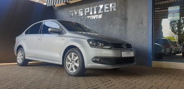 2014 Volkswagen Polo 1.6 Tdi Comfortline  Gauteng Pretoria_0
