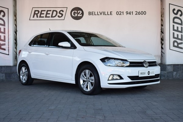 2020 Volkswagen Polo 1.0 TSI Comfortline DSG Western Cape Bellville_0
