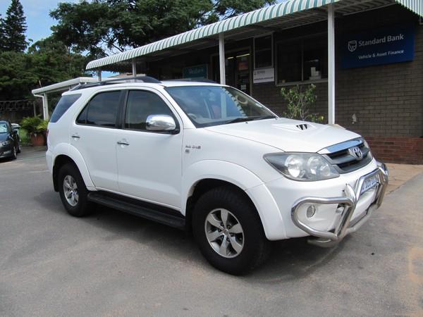 2008 Toyota Fortuner 3.0d-4d Raised Body  Kwazulu Natal Pinetown_0