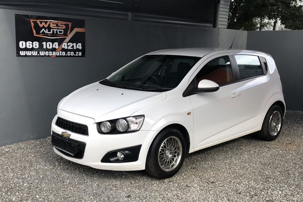 2012 Chevrolet Sonic 1.4 Ls  North West Province Rustenburg_0