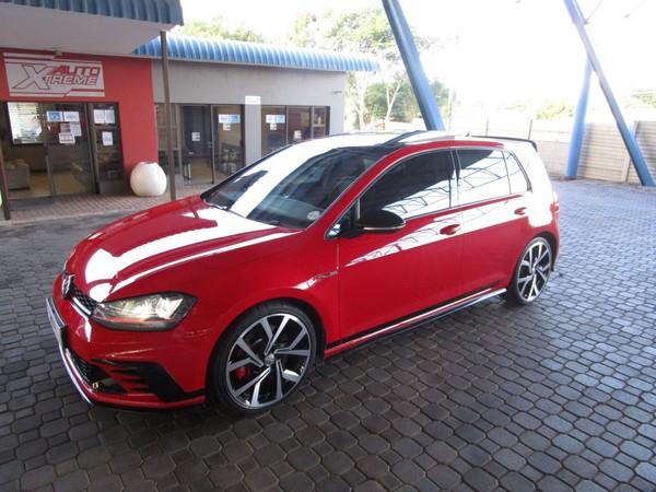 2016 Volkswagen Golf VII GTi 2.0 TSI DSG Clubsport Gauteng Pretoria_0