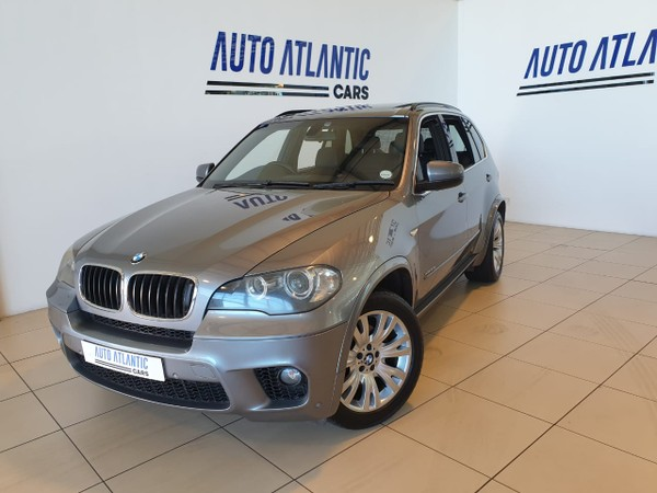 2011 BMW X5 Xdrive30d M-sport At  Western Cape Cape Town_0