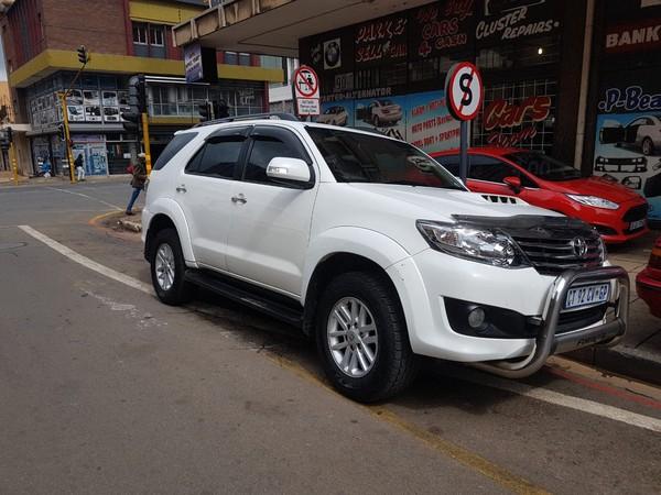 2013 Toyota Fortuner 3.0d-4d Heritage Rb  Gauteng Johannesburg_0