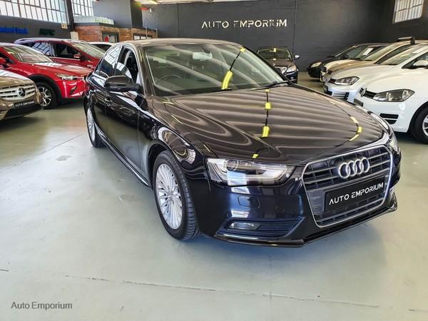 2013 Audi A4 2.0 Tdi Se Multitronic  Western Cape Maitland_0