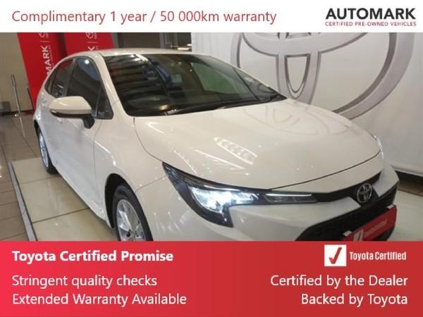 2021 Toyota Corolla 1.8 XS CVT Gauteng Johannesburg_0