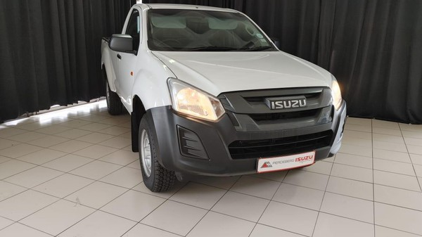2018 Isuzu KB Series 250 D-TEQ HO Fleetside Single Cab Bakkie Western Cape Malmesbury_0