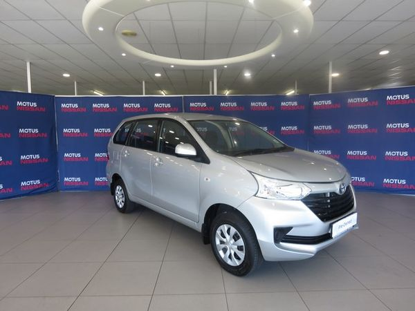2019 Toyota Avanza 1.5 SX Auto Western Cape Parow_0
