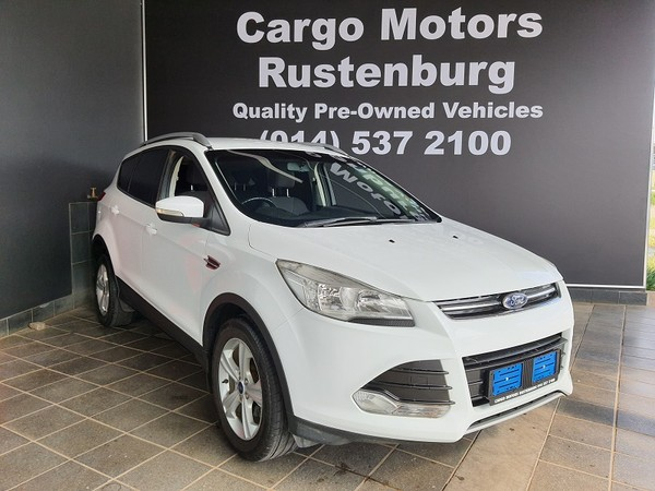 2013 Ford Kuga 1.6 EcoboostTrend AWD Auto North West Province Rustenburg_0