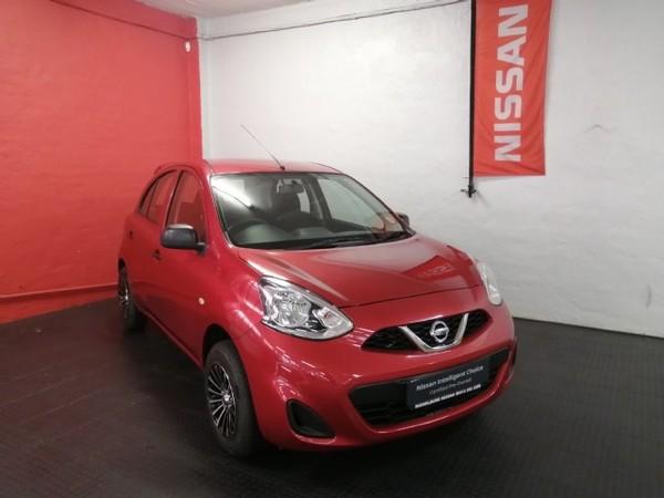 2020 Nissan Micra 1.2 Active Visia Gauteng Sandton_0