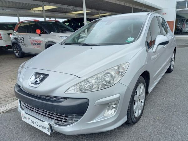 2010 Peugeot 308 1.6 Premium  Active At  Kwazulu Natal Umhlanga Rocks_0