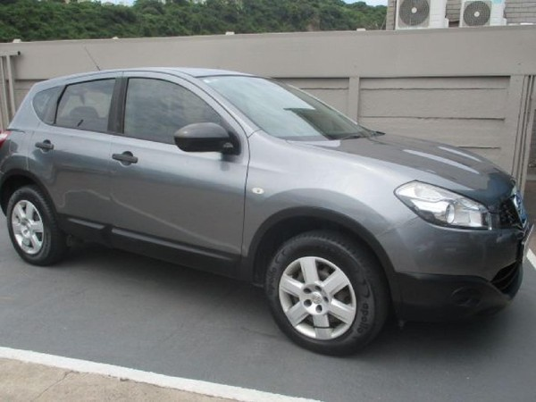 2011 Nissan Qashqai 1.6 Visia  Kwazulu Natal Durban_0