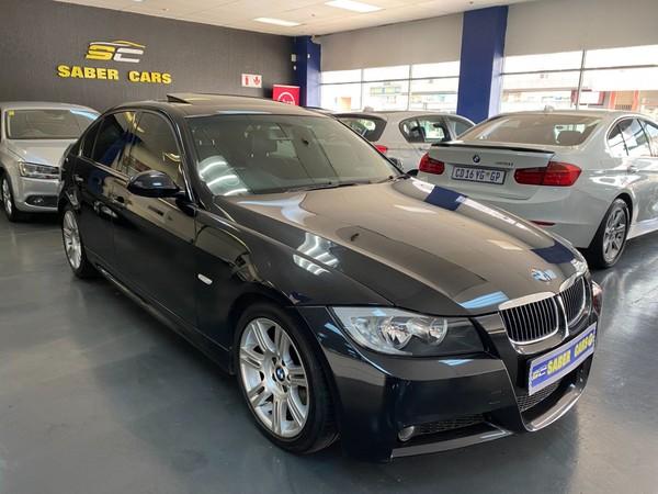 2007 BMW 3 Series 320d Sport At e90  Gauteng Benoni_0