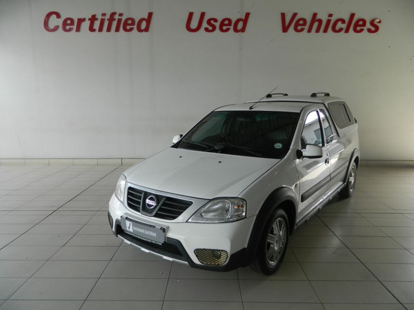 2016 Nissan NP200 1.5 Dci  Ac Safety Pack Pu Sc  North West Province Brits_0