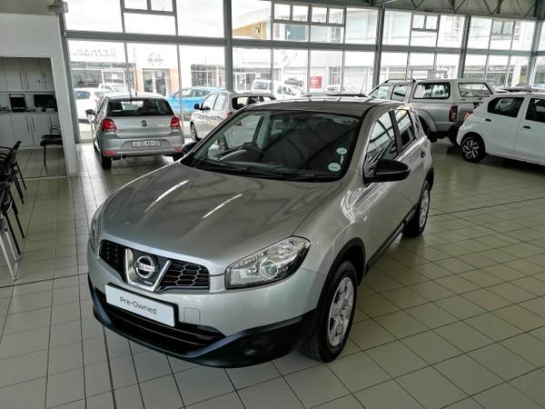 2013 Nissan Qashqai 1.6 Visia  Eastern Cape East London_0
