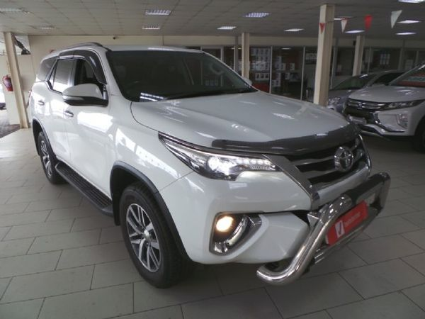 2017 Toyota Fortuner 2.8GD-6 RB Auto Gauteng Alberton_0