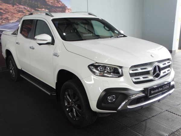 2018 Mercedes-Benz X-Class X350d 4Matic Power Limpopo Polokwane_0