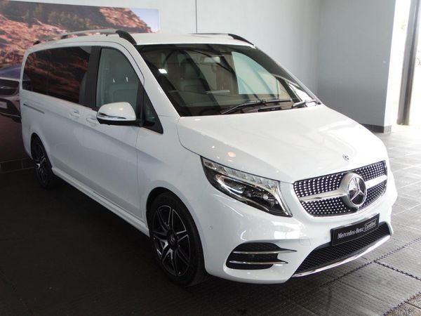 2021 Mercedes-Benz V-Class V300d Exclusive Limpopo Polokwane_0