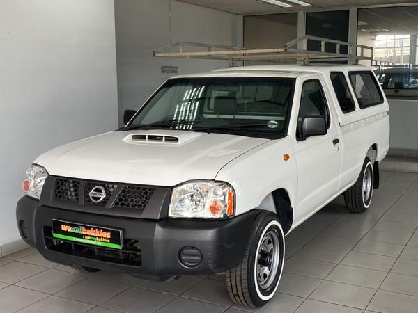 2018 Nissan NP300 Hardbody 2.5 TDi LWB Single Cab Bakkie Gauteng Pretoria West_0