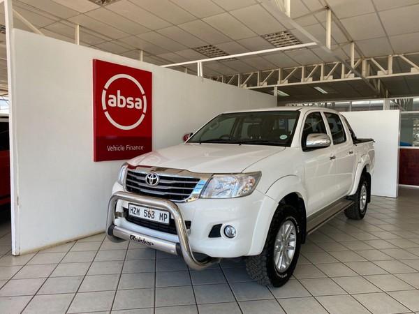 2014 Toyota Hilux 2.7 Vvti Raider Rb Pu Dc  Mpumalanga Lydenburg_0
