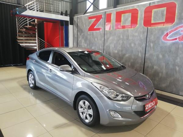 2012 Hyundai Elantra 1.6 Gls  Gauteng Kempton Park_0