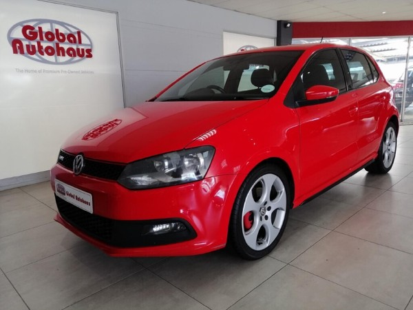 2011 Volkswagen Polo Gti 1.4tsi Dsg  Gauteng Roodepoort_0
