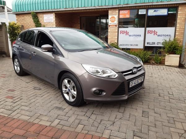 2012 Ford Focus 1.6 Ti Vct Trend 5dr Gauteng Vereeniging_0