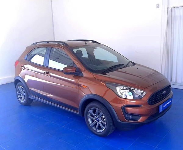 2020 Ford Figo Freestyle 1.5Ti VCT Trend 5-Door Western Cape Cape Town_0