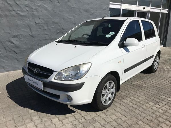 2011 Hyundai Getz 1.4  Western Cape Milnerton_0