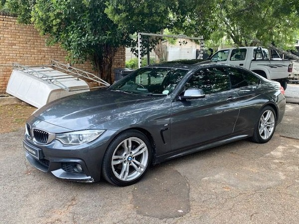 2014 BMW 4 Series 420i Gran Coupe Sport line Auto Gauteng Randburg_0