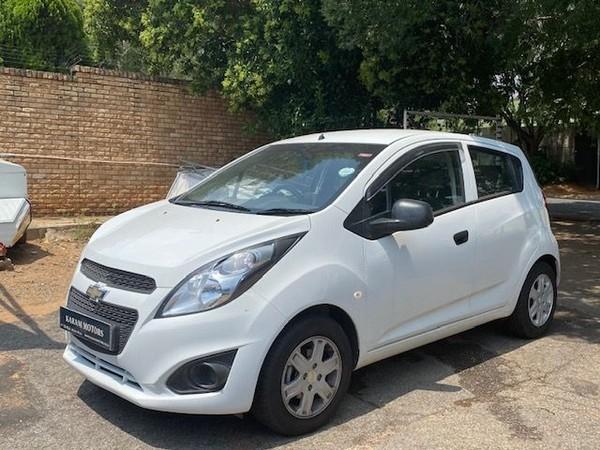 2014 Chevrolet Spark 1.2 Ls 5dr  Gauteng Randburg_0