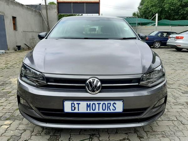 2019 Volkswagen Polo 1.0 TSI Comfortline Gauteng Kempton Park_0