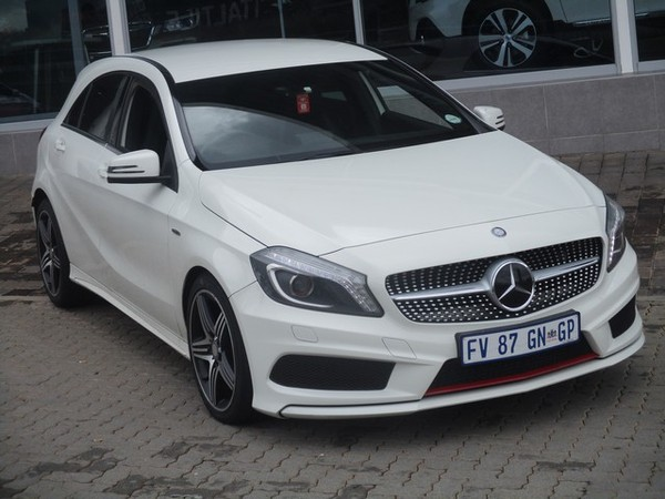 2014 Mercedes-Benz A-Class A 250 Sport At  Gauteng Roodepoort_0