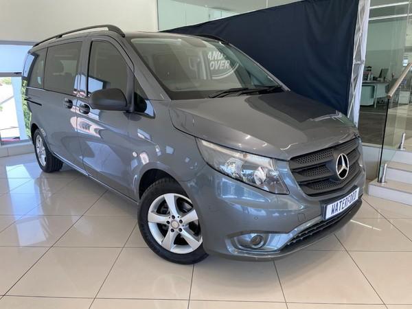 2015 Mercedes-Benz Vito 116 2.2 CDI Tourer Select Gauteng Four Ways_0