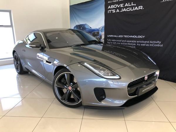 2019 Jaguar F-TYPE 3.0 V6 Coupe R-Dynamic Auto Gauteng Four Ways_0