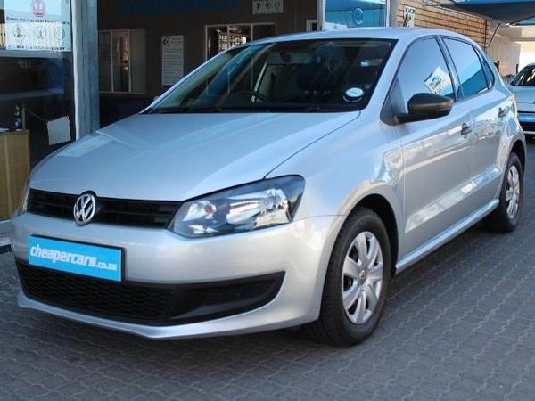 2013 Volkswagen Polo 1.4 Trendline 5dr  Western Cape Bellville_0