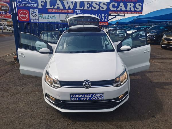 2017 Volkswagen Polo GP 1.4 TDI Highline Gauteng Johannesburg_0