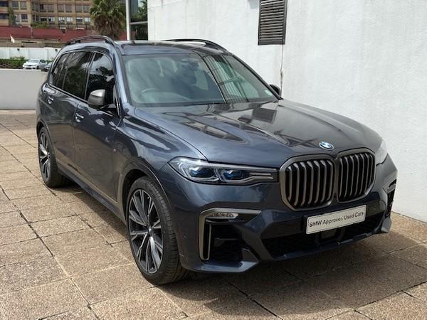 2020 BMW X7 M50d G07 Gauteng Germiston_0