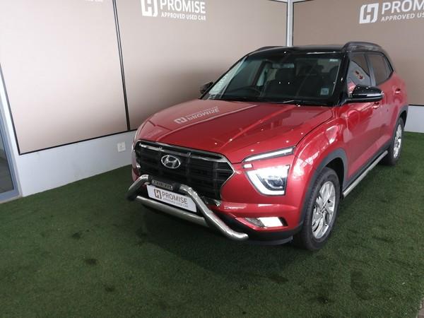 2020 Hyundai Creta 1.4 TGDI Executive DCT Gauteng Four Ways_0