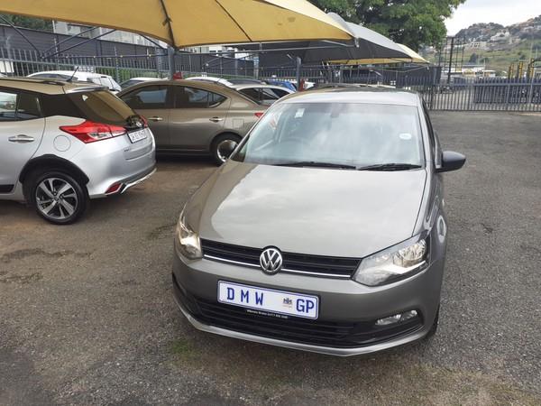 2019 Volkswagen Polo Vivo 1.4 Comfortline 5-Door Gauteng Johannesburg_0