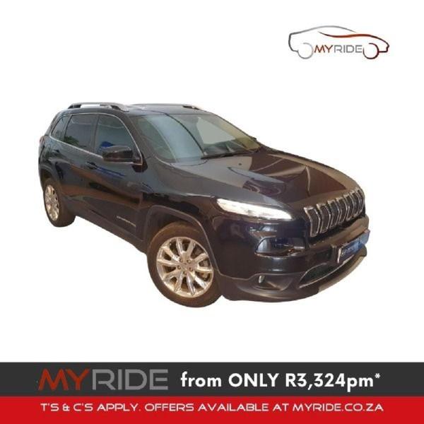 2014 Jeep Cherokee 3.2 Limited Auto Gauteng Westonaria_0