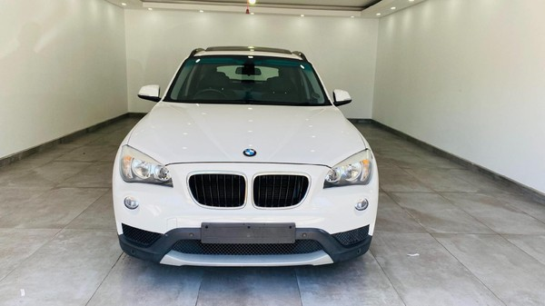 2013 BMW X1 Sdrive20d At  Kwazulu Natal Durban_0