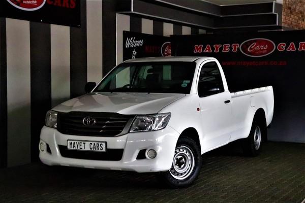 2015 Toyota Hilux 2.5 D-4d Pu Sc  Mpumalanga Delmas_0