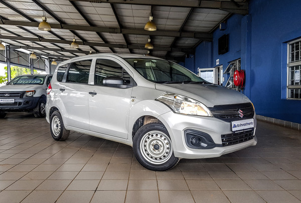 2017 Suzuki Ertiga 1.4 GA Mpumalanga Middelburg_0