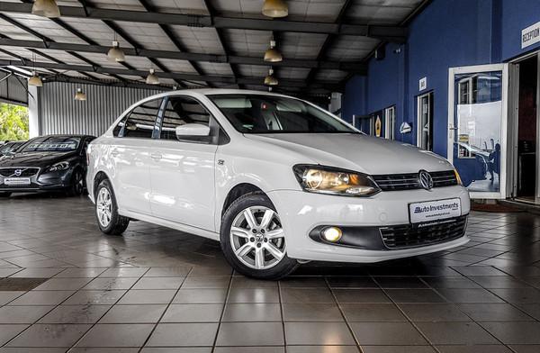2012 Volkswagen Polo 1.6 Comfortline Tip  Mpumalanga Middelburg_0